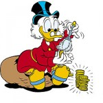 Disneyland Parijs Aanbiedingen Dagobert Duck 2012