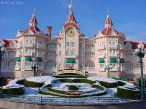 disney hotel disneyland